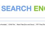 محرك بحث للابحاث و الكتب بصيغة pdf يدعم جميع اللغات.