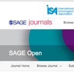 محرك sage open للدراسات و الأبحاث للعلوم الانسانية و الاجتماعية