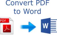 برنامج رائع لتحويل ملفات PDF إلى Word مع دعم كامل للعربية مجانا