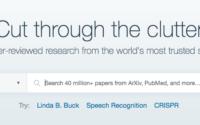 محرك البحث الاكاديمي semantic scholar للدراسات PDF