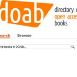 doabooks موقع عالمي مجاني للكتب ebook في جميع التخصصات