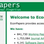 قاعدة ecopaper ملايين الدراسات مجانا و باللغة العربية لكل التخصصات pdf