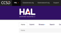 مستودع HAL للكتب و الدراسات و المذكرات المجانيىة بصيغة PDF