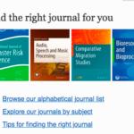 موقع SpringerOpen لتحميل دراسات علمية مجانية بصيغة PDF