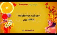 كورس : أسهل الجمل لتعلم اللغة التركية للمبتدئين pdf