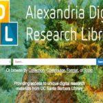 مكتبة الاسكندرية الرقمية للابحاث العلمية alexandria